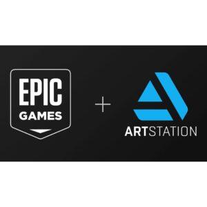 artstation+epicgame